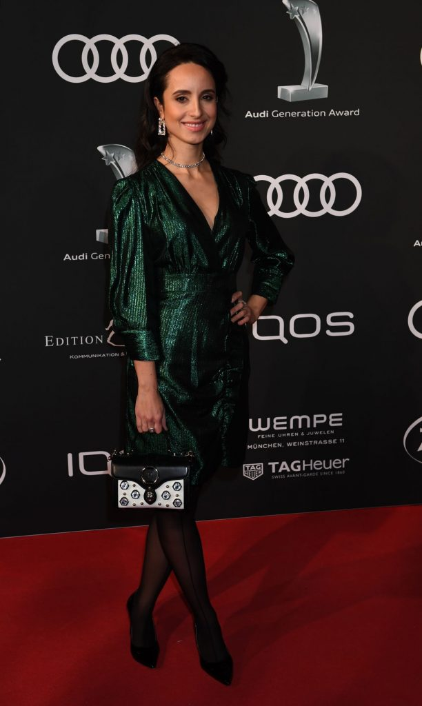 Stephanie Stumph – Audi Generation Award 2019 in Munich