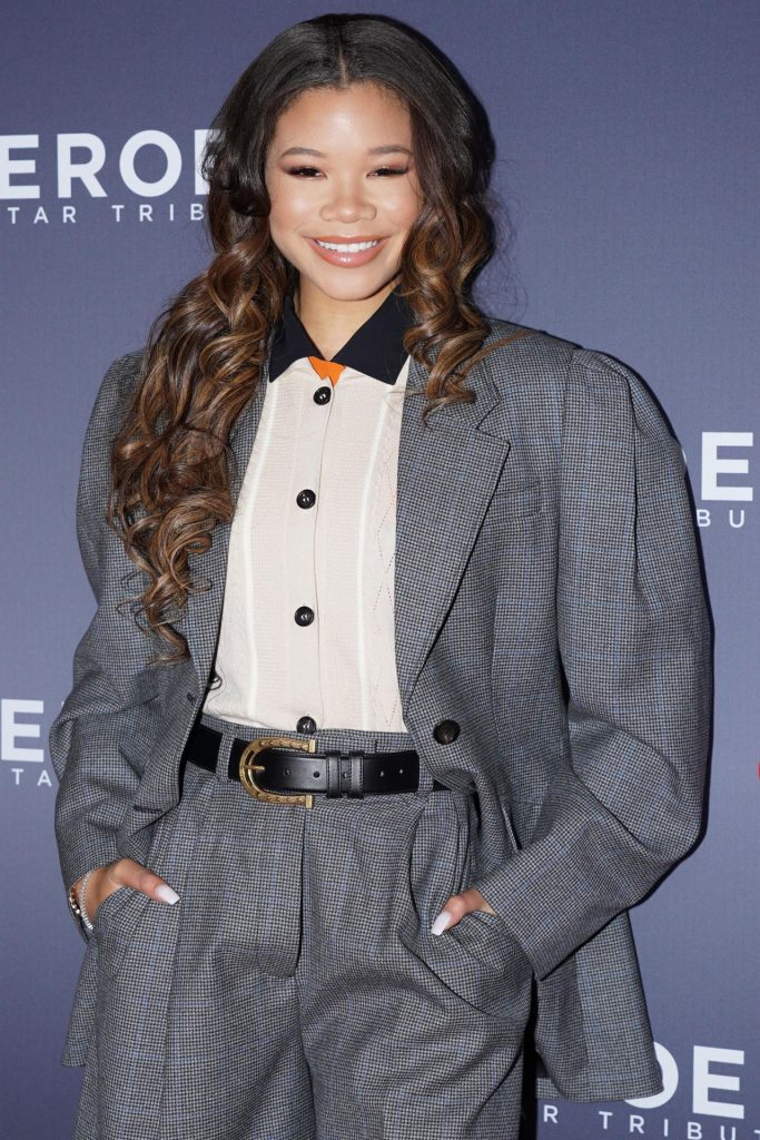 Storm Reid – 2019 CNN Heroes in NYC