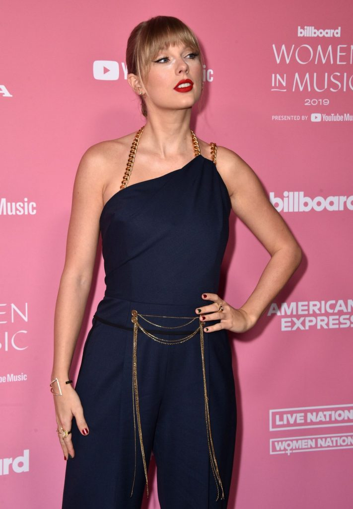 Taylor Swift – Billboard Women in Music 2019