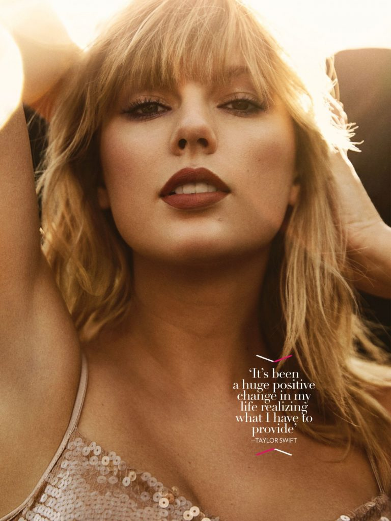 Taylor Swift – PEOPLE Magazine People Of The Year 2019 Issue