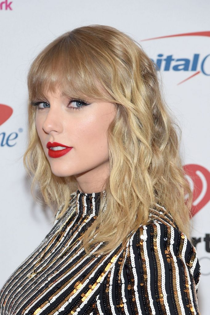 Taylor Swift – Z100s iHeartRadio Jingle Ball in NYC