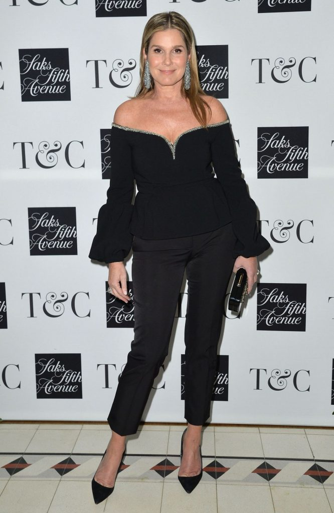 Town – Country Jewelry Awards 2020: Aerin Lauder (4 Photos)