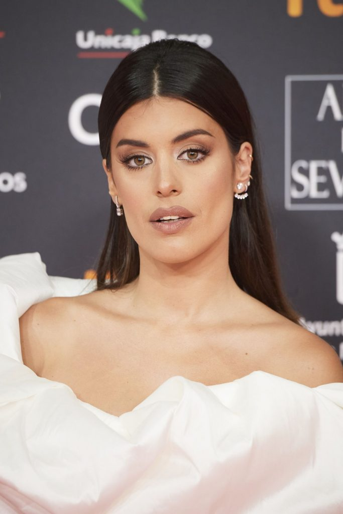 Goya Cinema Awards 2020 in Madrid: Aida Domenech (6 Photos)