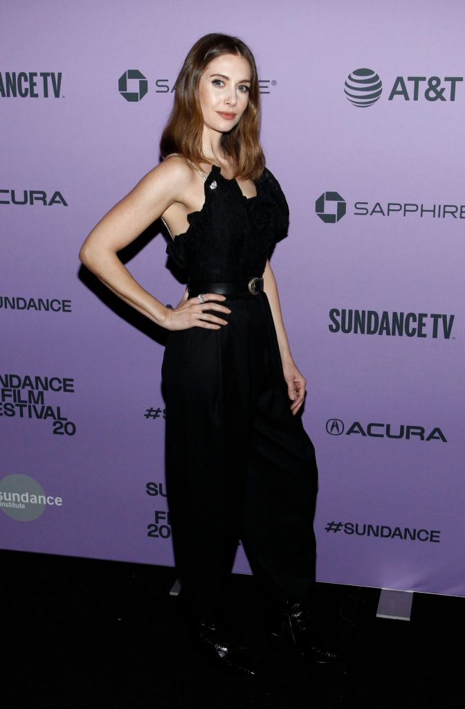 Alison Brie – Promising Young Woman at 2020 Sundance Film Festival (6 Photos)