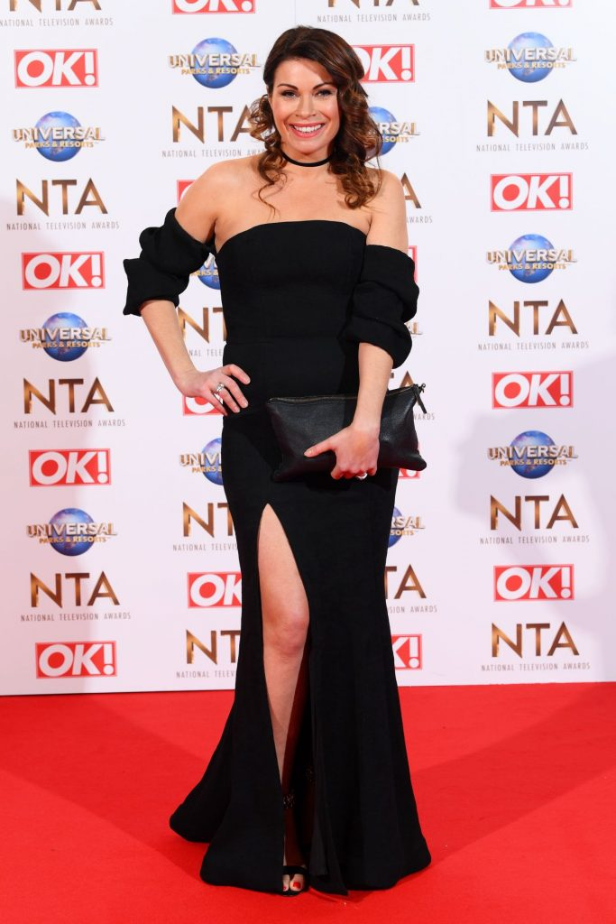 National Television Awards 2020 in London: Alison King