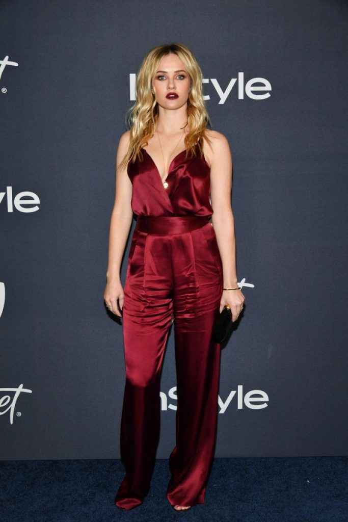 Ambyr Childers – 2020 Golden Globe After Party