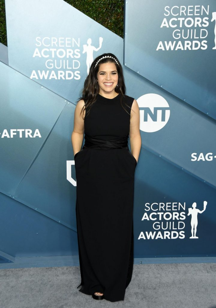 Screen Actors Guild Awards 2020: America Ferrera (7 Photos)