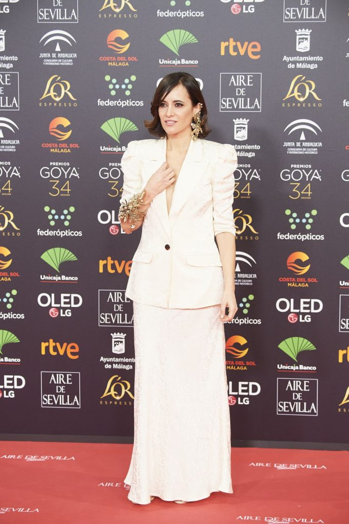 Goya Cinema Awards 2020 in Madrid: Ana Turpin (4 Photos)