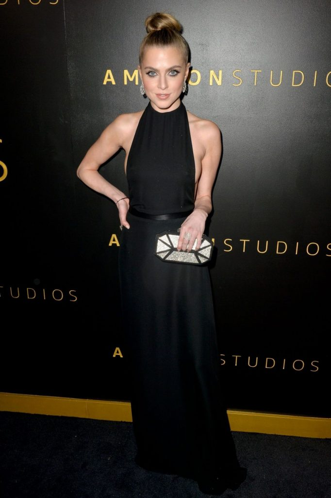 2020 Amazon Studios Golden Globe After Party: Anne Winters