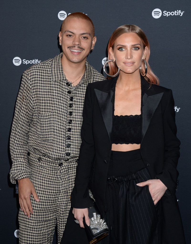 Spotify Best New Artist 2020 Party in LA: Ashlee Simpson (6 Photos)