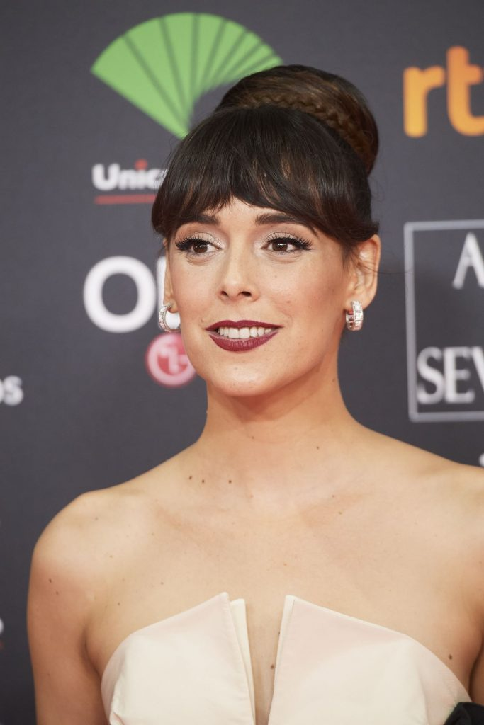 Belen Cuesta – Goya Cinema Awards 2020 in Madrid (4 Photos)