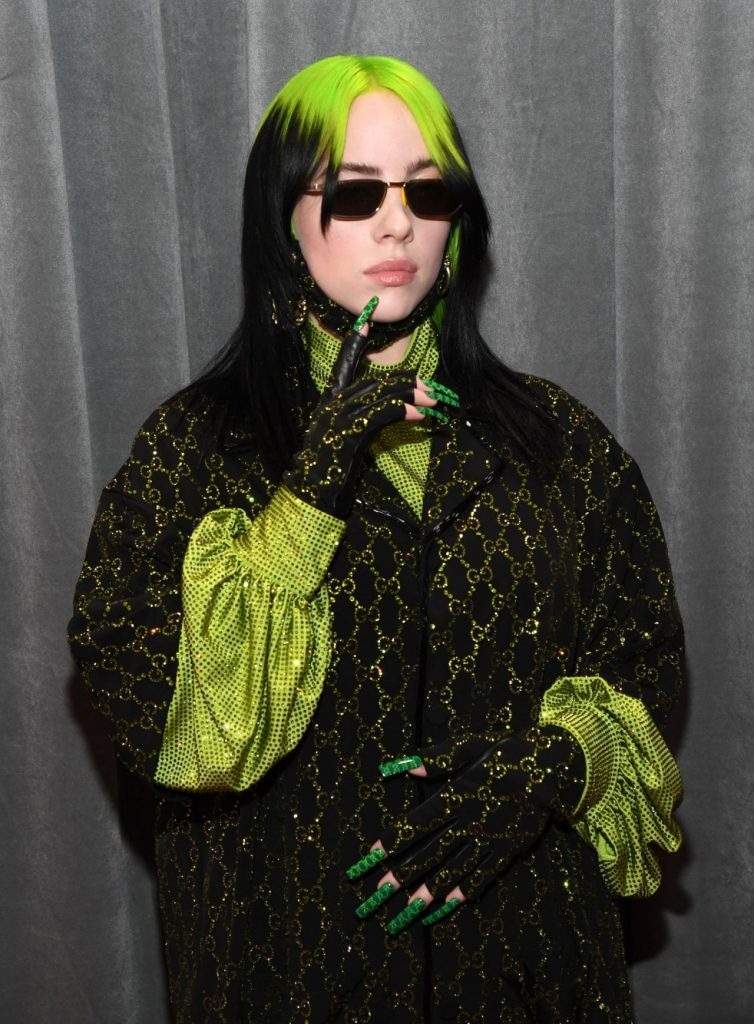 GRAMMY Awards 2020: Billie Eilish (10 Photos)