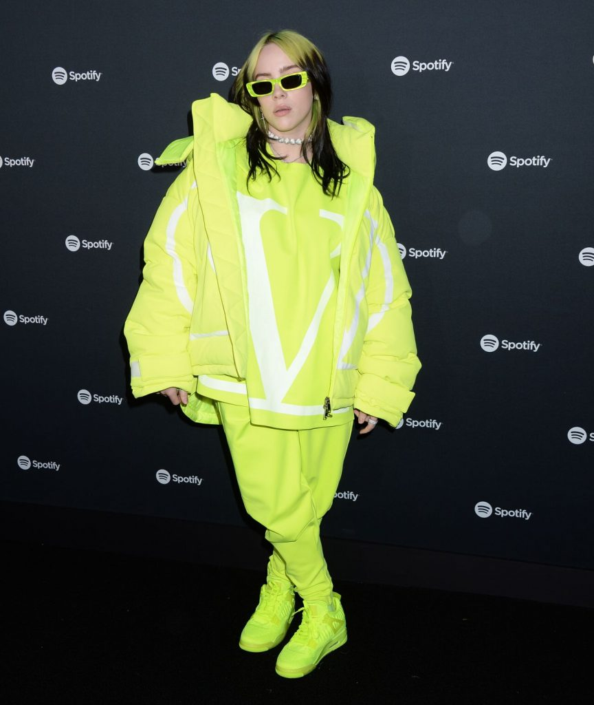 Spotify Best New Artist 2020 Party in LA: Billie Eilish (15 Photos)