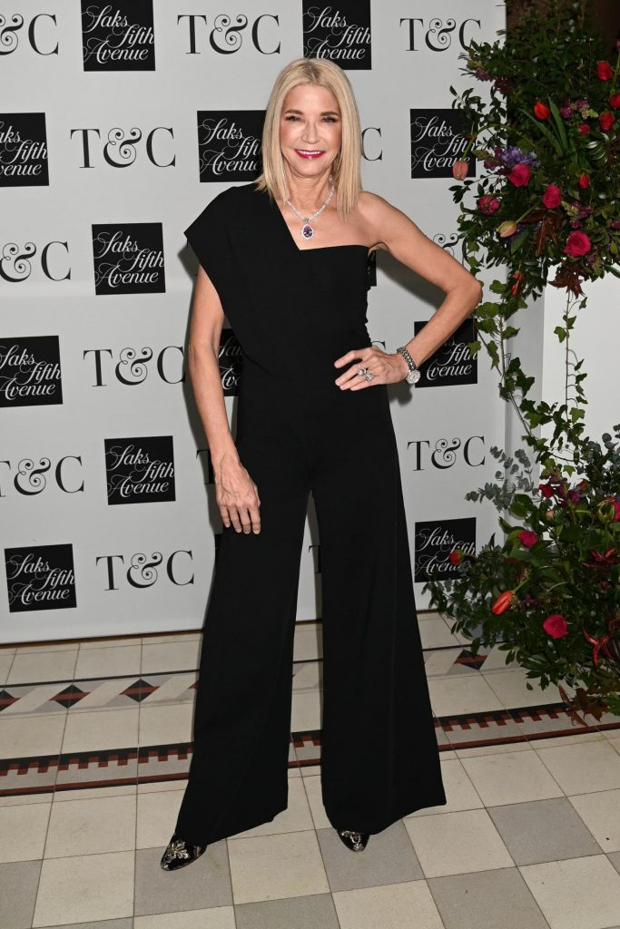 Town – Country Jewelry Awards 2020: Candace Bushnell (4 Photos)