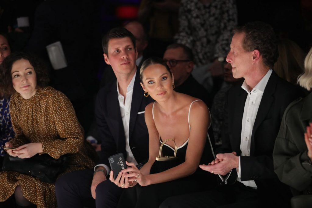 Fashion Talents From South Africa Show in Berlin: Candice Swanepoel January 2020