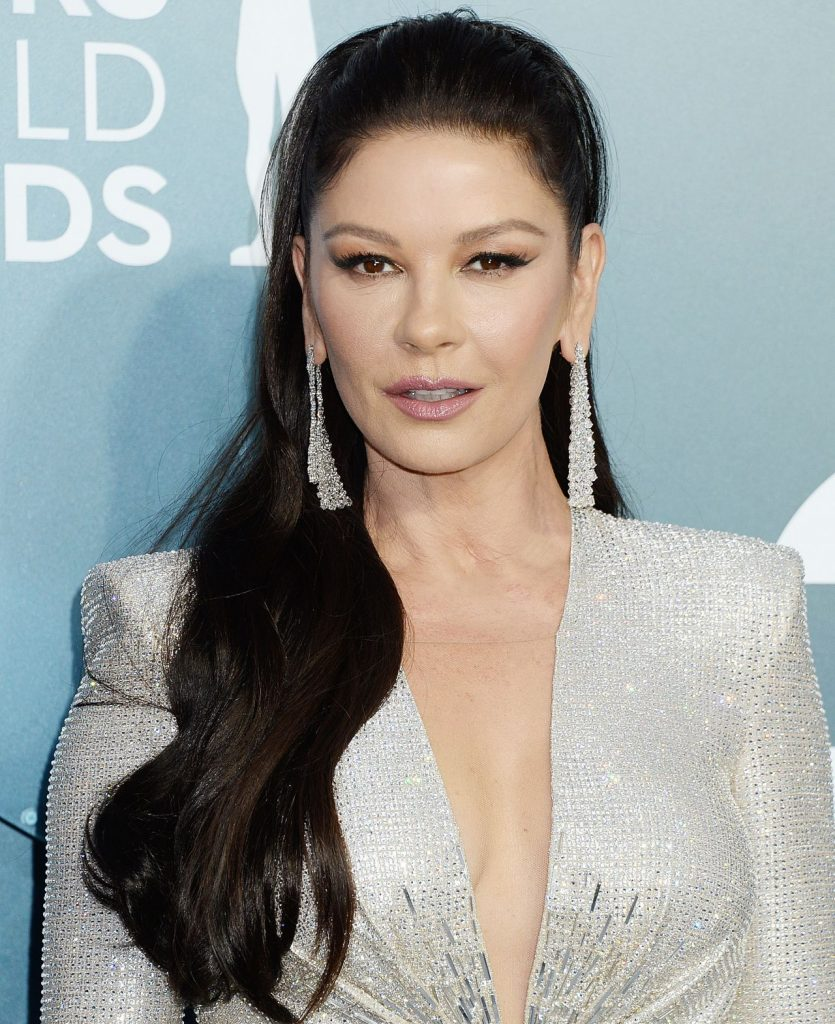 Screen Actors Guild Awards 2020: Catherine Zeta-Jones (7 Photos)