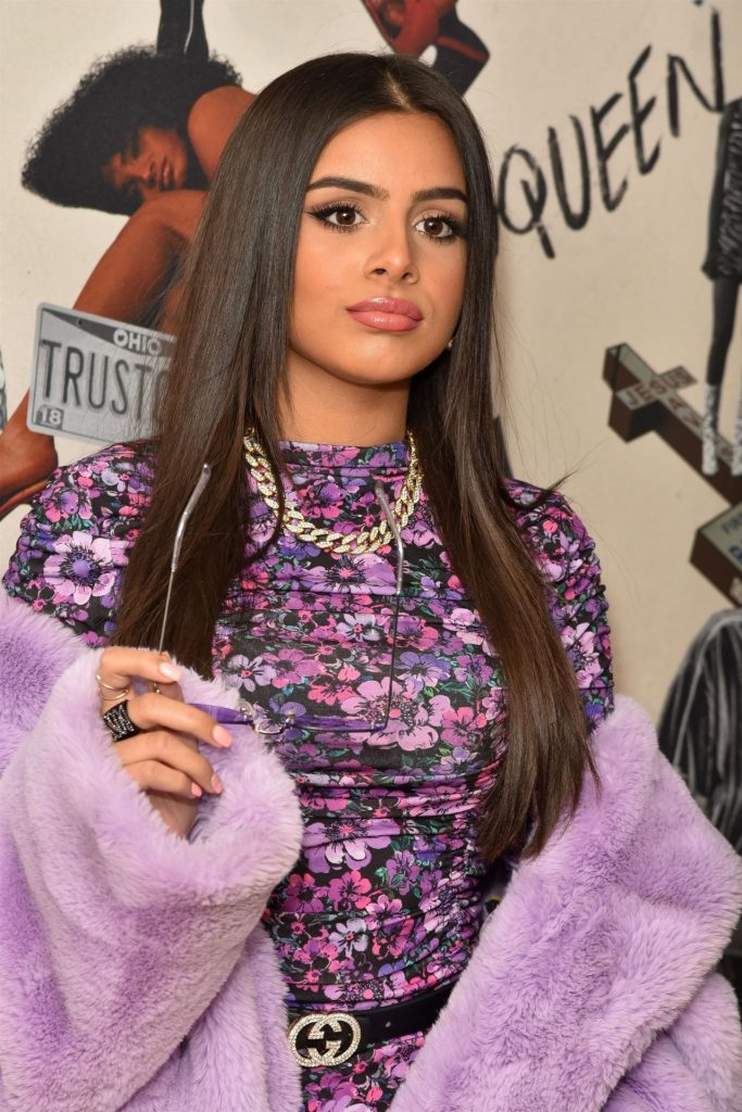 Celina Sharma – Queen and Slim Premiere in London (7 Photos)