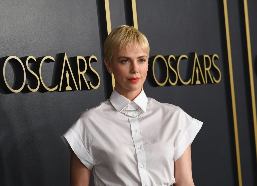 2020 Oscars Nominees Luncheon: Charlize Theron (9 Photos)