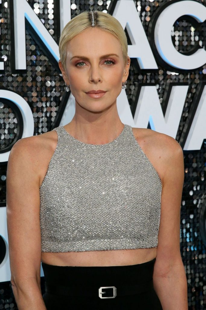 Screen Actors Guild Awards 2020: Charlize Theron (10 Photos)