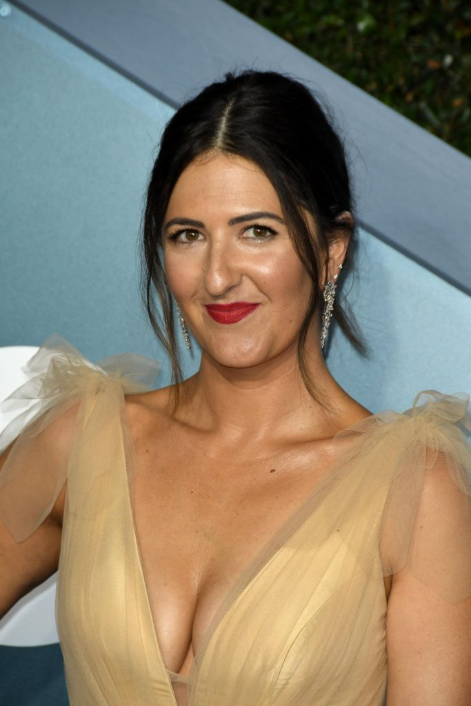 Screen Actors Guild Awards 2020: D'Arcy Carden (5 Photos)