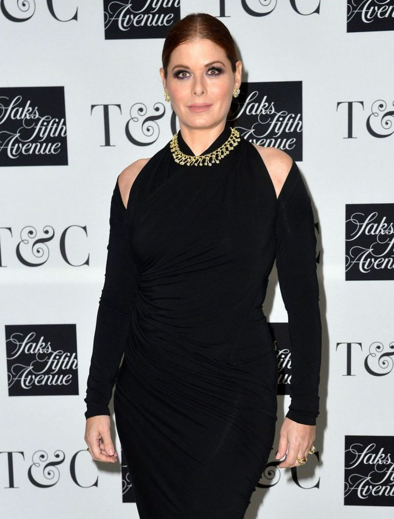 Town – Country Jewelry Awards 2020: Debra Messing (6 Photos)
