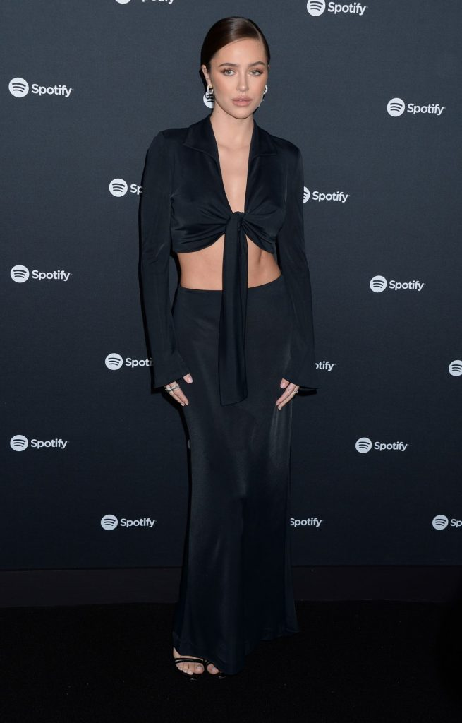 Spotify Best New Artist 2020 Party in LA: Delilah Belle Hamlin (9 Photos)