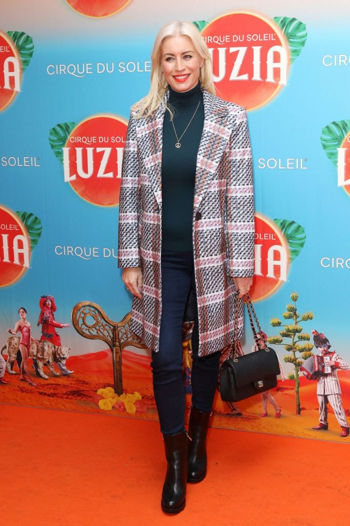 Cirque Du Soleil LUZIA Premiere in London: Denise Van Outen (5 Photos)