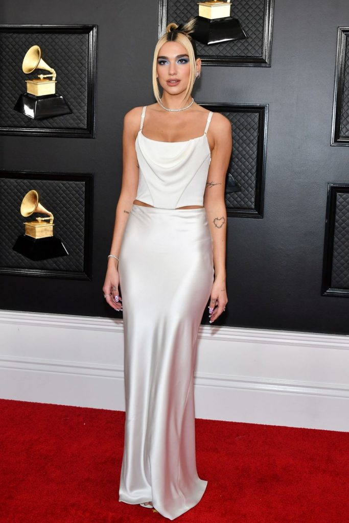 GRAMMY Awards 2020: Dua Lipa (15 Photos)
