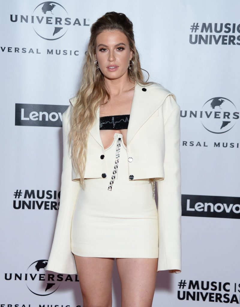 Fletcher – Universal's Grammys After Party in LA 2020 (7 Photos)