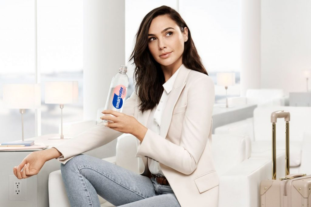 Gal Gadot – Photoshoot for Coca Cola's Smartwater Campaign 2020 (4 Photos)