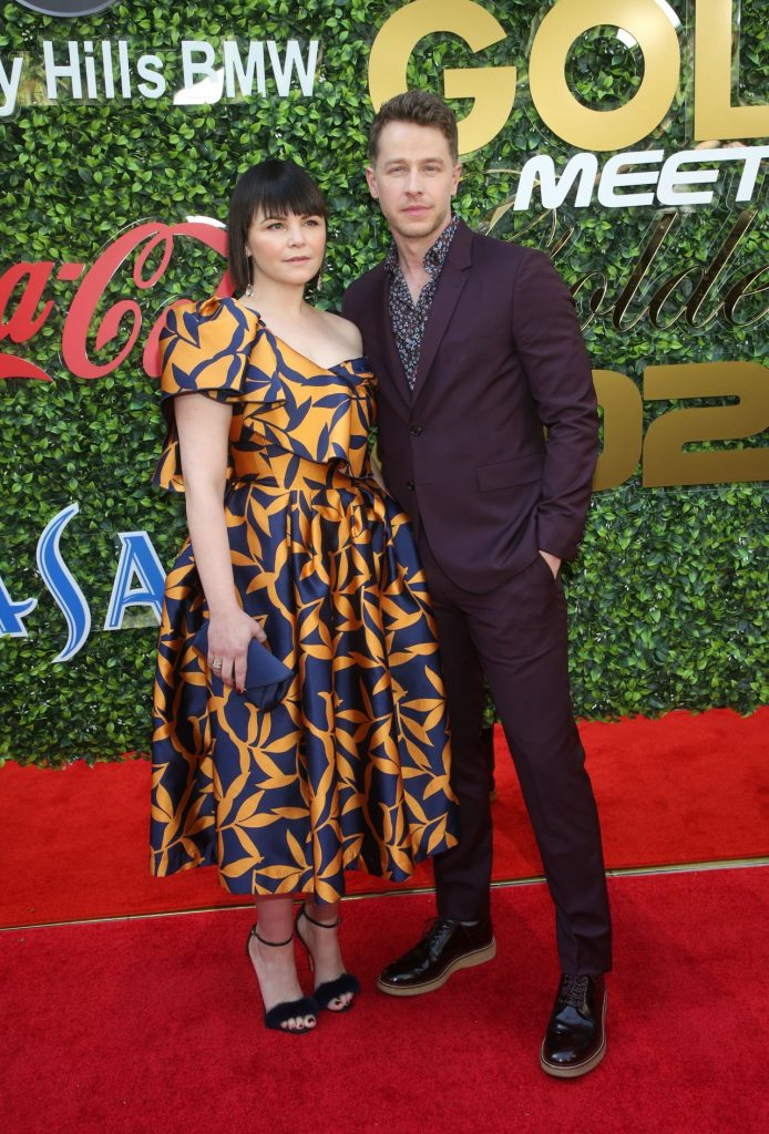2020 Gold Meets Golden Brunch Event: Ginnifer Goodwin