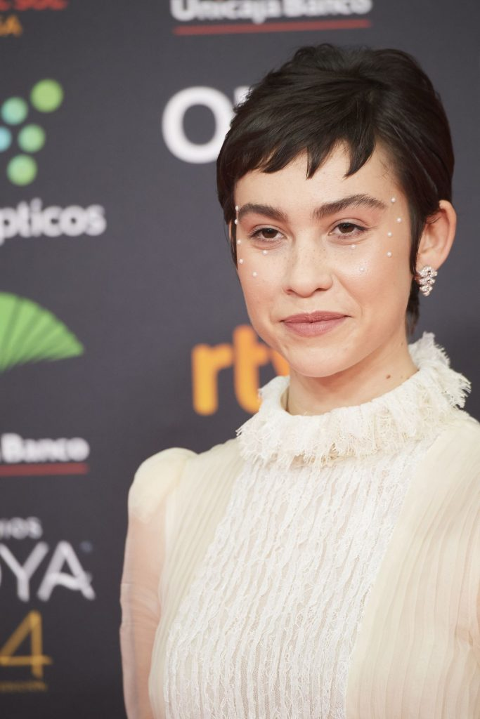 Goya Cinema Awards 2020 in Madrid: Greta Fernandez (8 Photos)