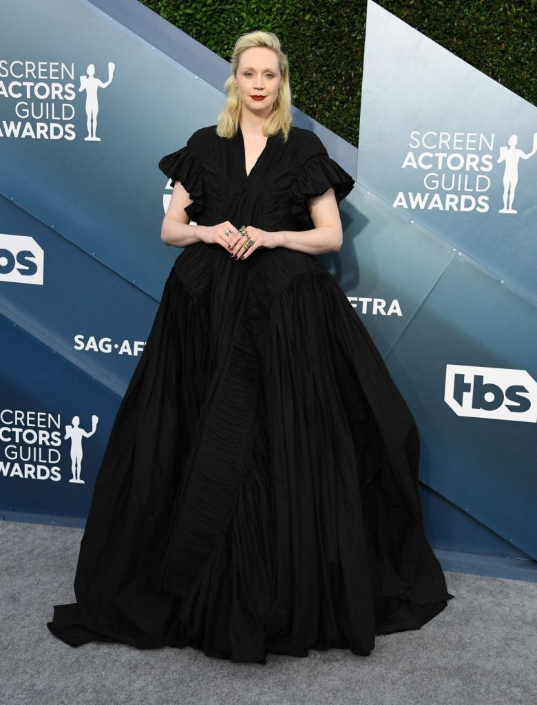 Screen Actors Guild Awards 2020: Gwendoline Christie (15 Photos)