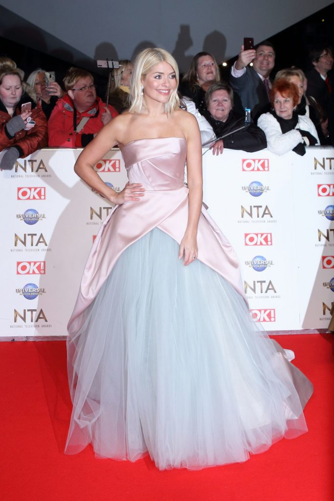 Holly Wiloughby – National Television Awards 2020 in London (10 Photos)