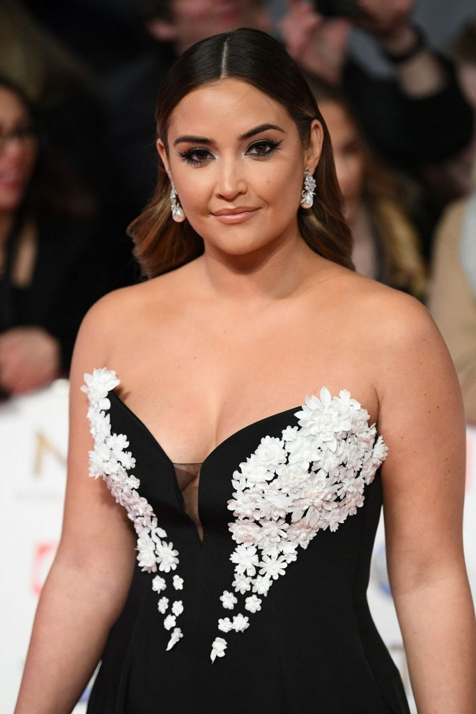 National Television Awards 2020 in London: Jacqueline Jossa (10 Photos)