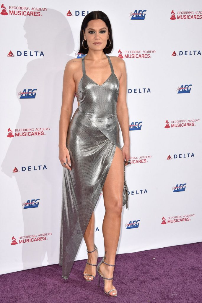 MusiCares Person of the Year Honoring Aerosmith 2020: Jessie J (13 Photos)