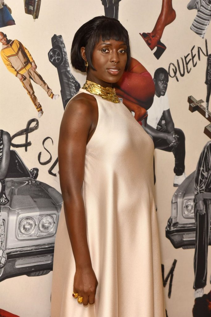 Jodie Turner-Smith – Queen and Slim Premiere in London (7 Photos)
