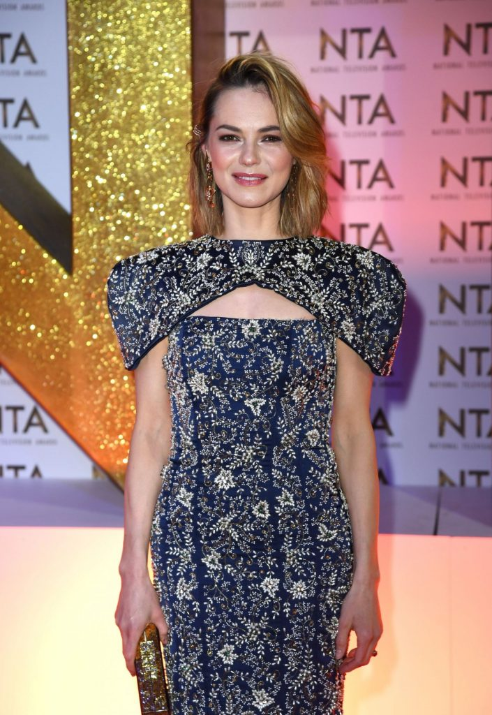 National Television Awards 2020 in London: Kara Tointon (10+ Photos)