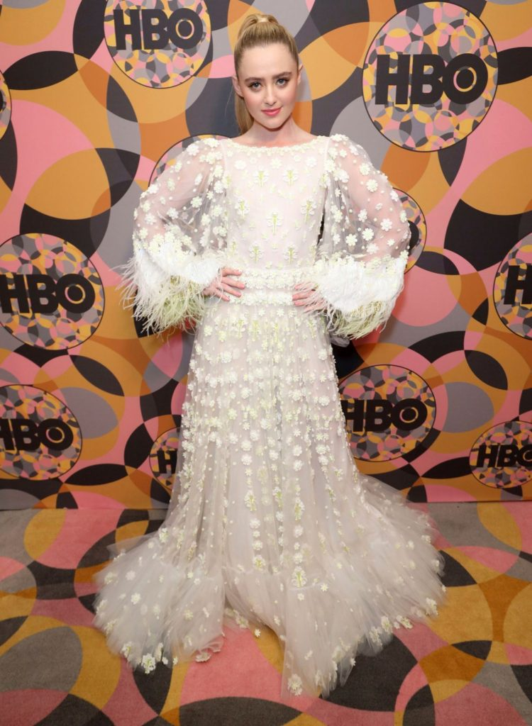 2020 HBO's Official Golden Globe After Party: Kathryn Newton
