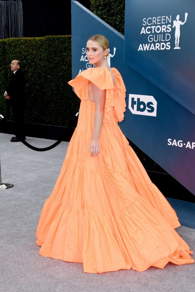 Screen Actors Guild Awards 2020: Kathryn Newton (9 Photos)