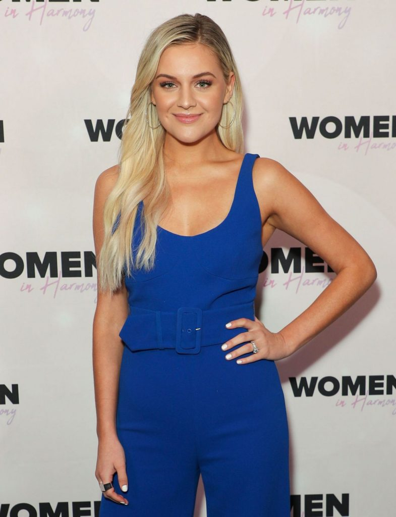 2020 Women in Harmony Pre-Grammy Luncheon in LA: Kelsea Ballerini (10 Photos)