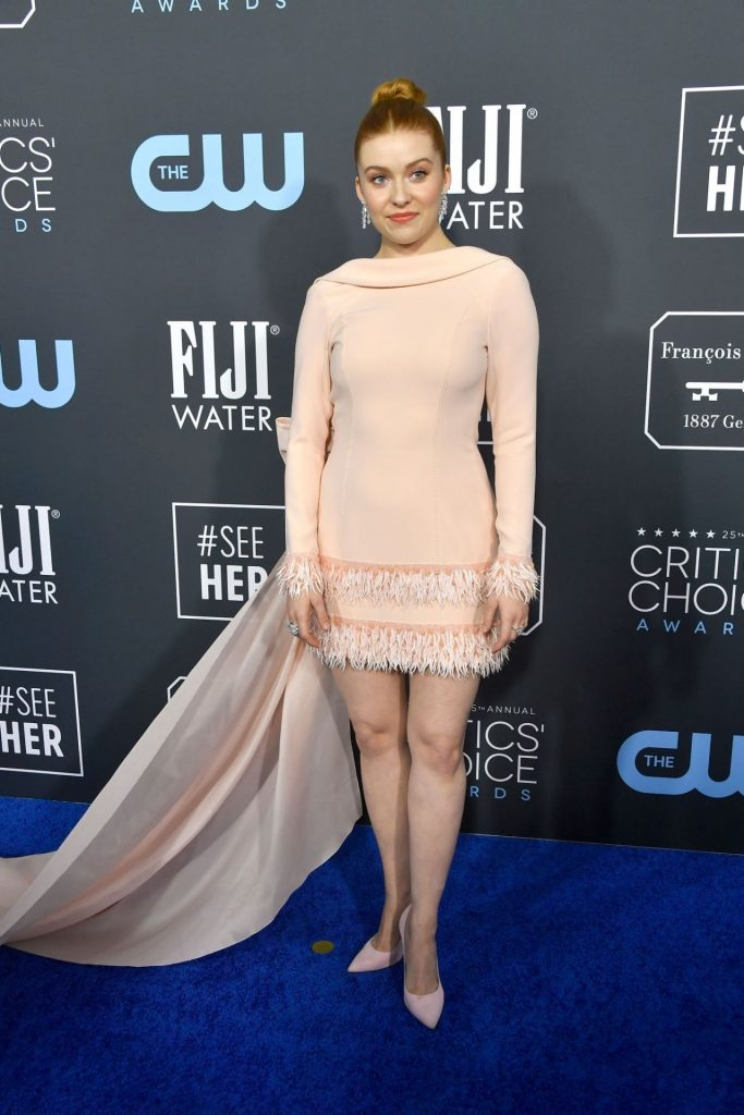 Critics' Choice Awards 2020: Kennedy McMann (12 Photos)
