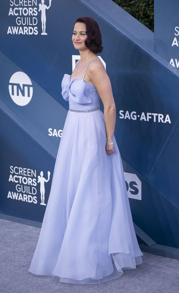 Screen Actors Guild Awards 2020: Kristen Gutoskie (4 Photos)
