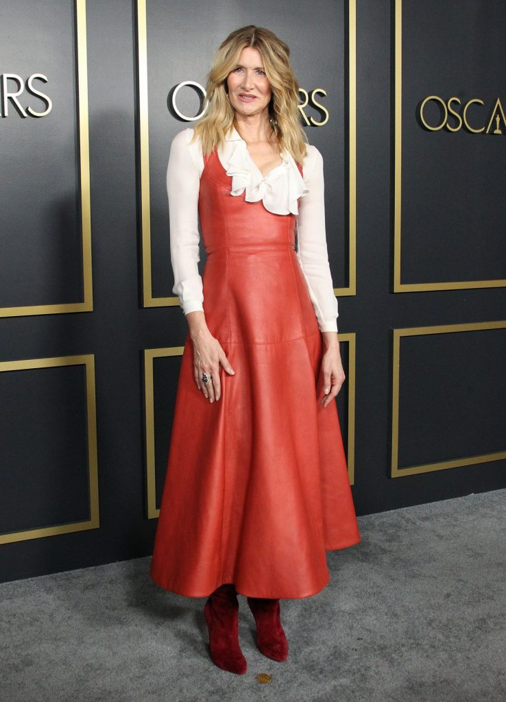 2020 Oscars Nominees Luncheon: Laura Dern