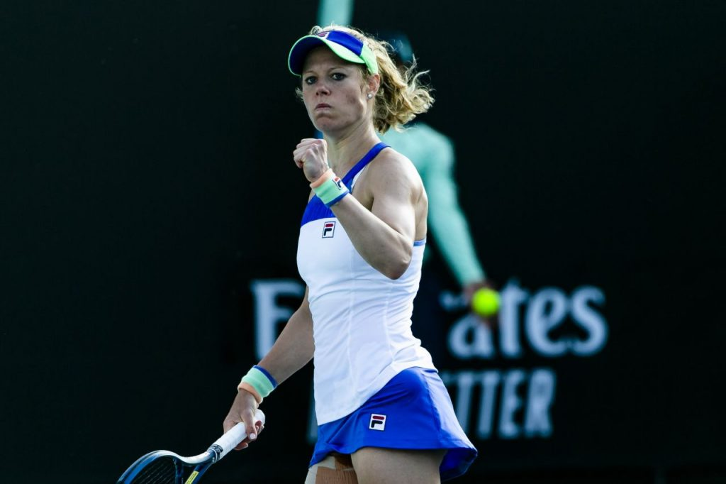 Laura Siegemund – 2020 Australian Open (5 Photos)