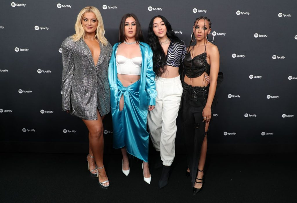 Spotify Best New Artist 2020 Party in LA: Lauren Jauregui (10 Photos)