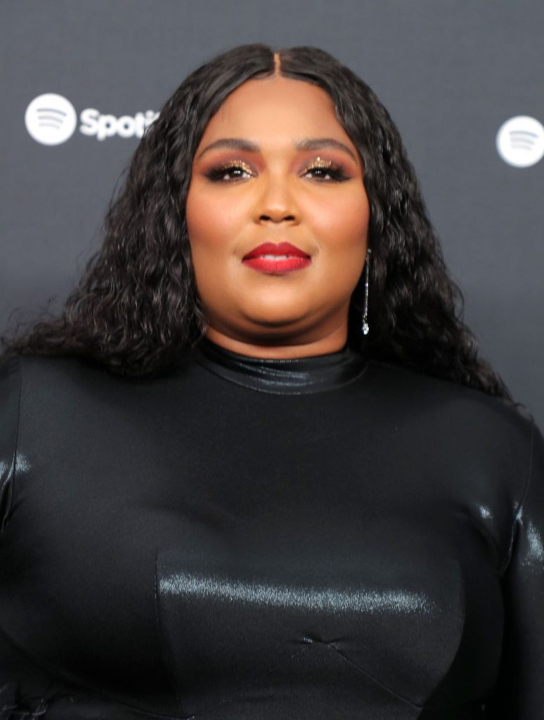 Spotify Best New Artist 2020 Party in LA: Lizzo (6 Photos)