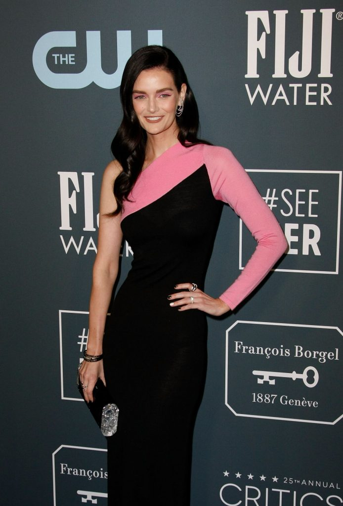 Critics' Choice Awards 2020: Lydia Hearst (4 Photos)