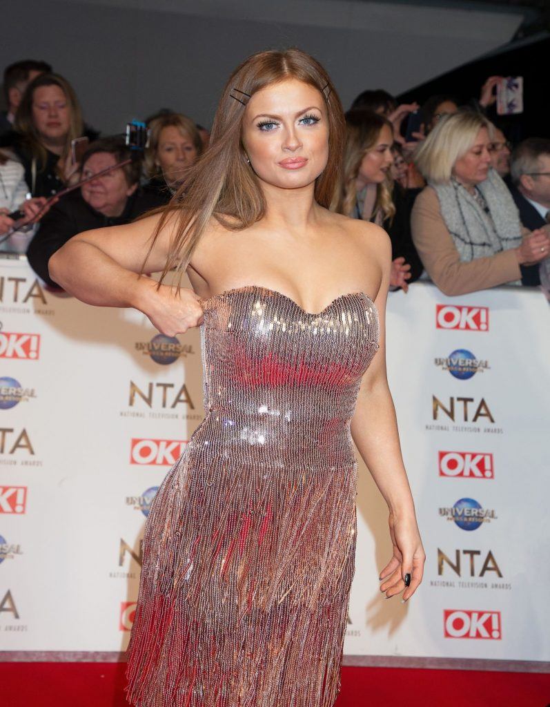 National Television Awards 2020 in London: Maisie Smith (12 Photos)