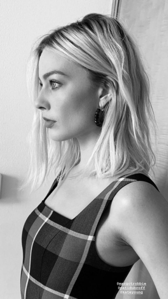 Margot Robbie – BTS Photoshoot for Events 2020 (5 Photos)